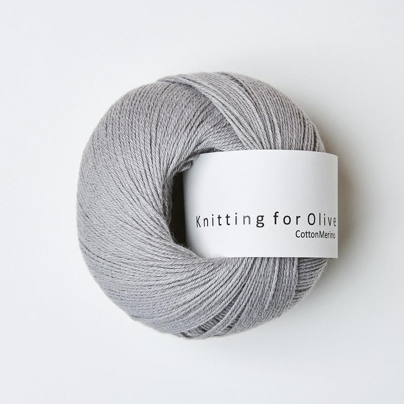 CottonMerino Mousy Gray