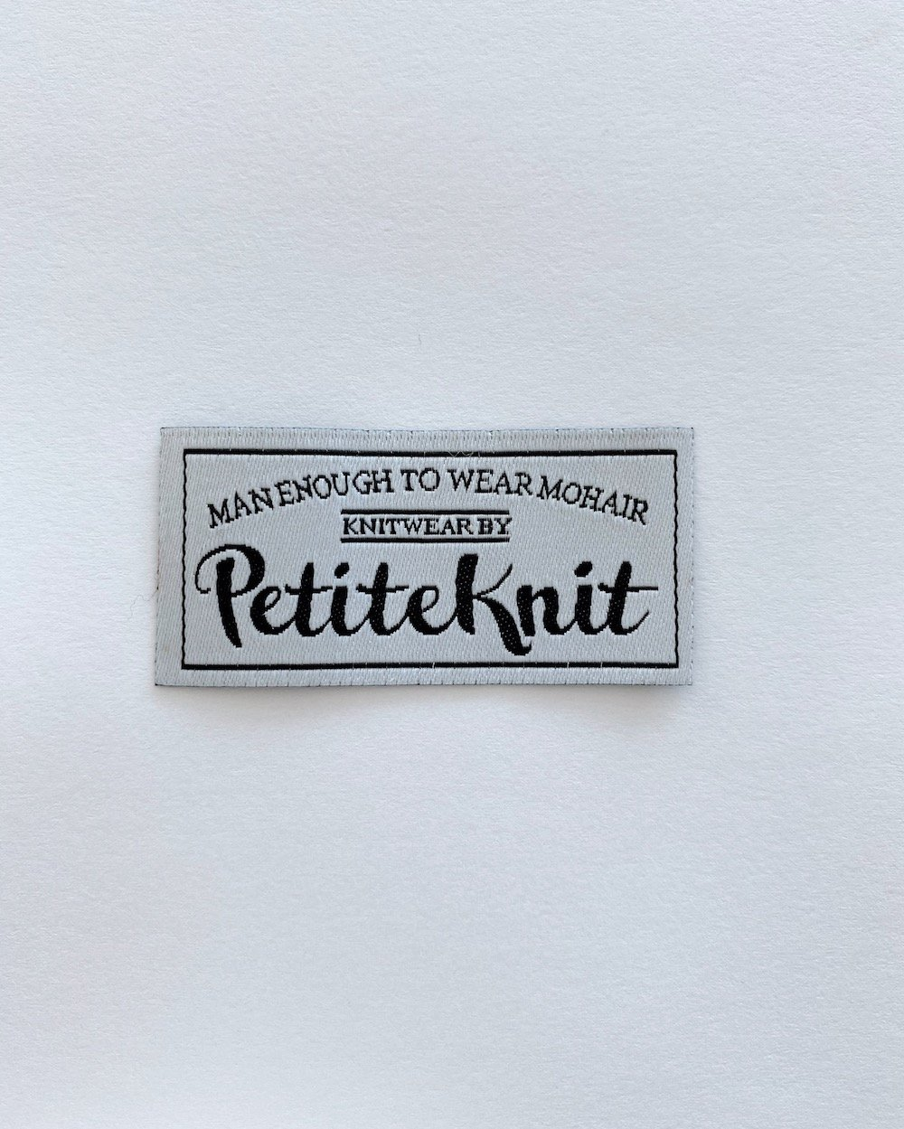 PetiteKnit: Man Enough To Wear Mohair