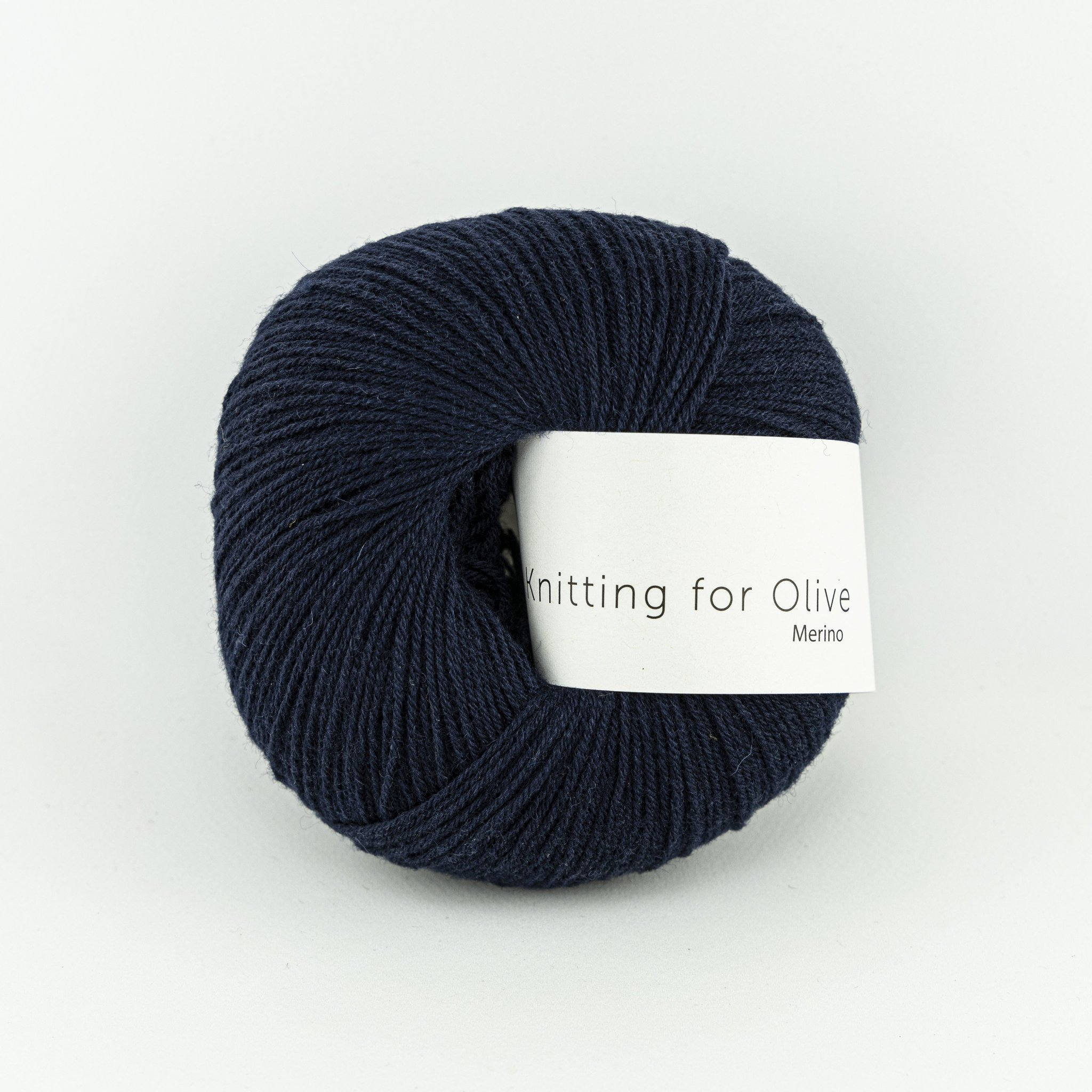 Merino Deep Navy Blue