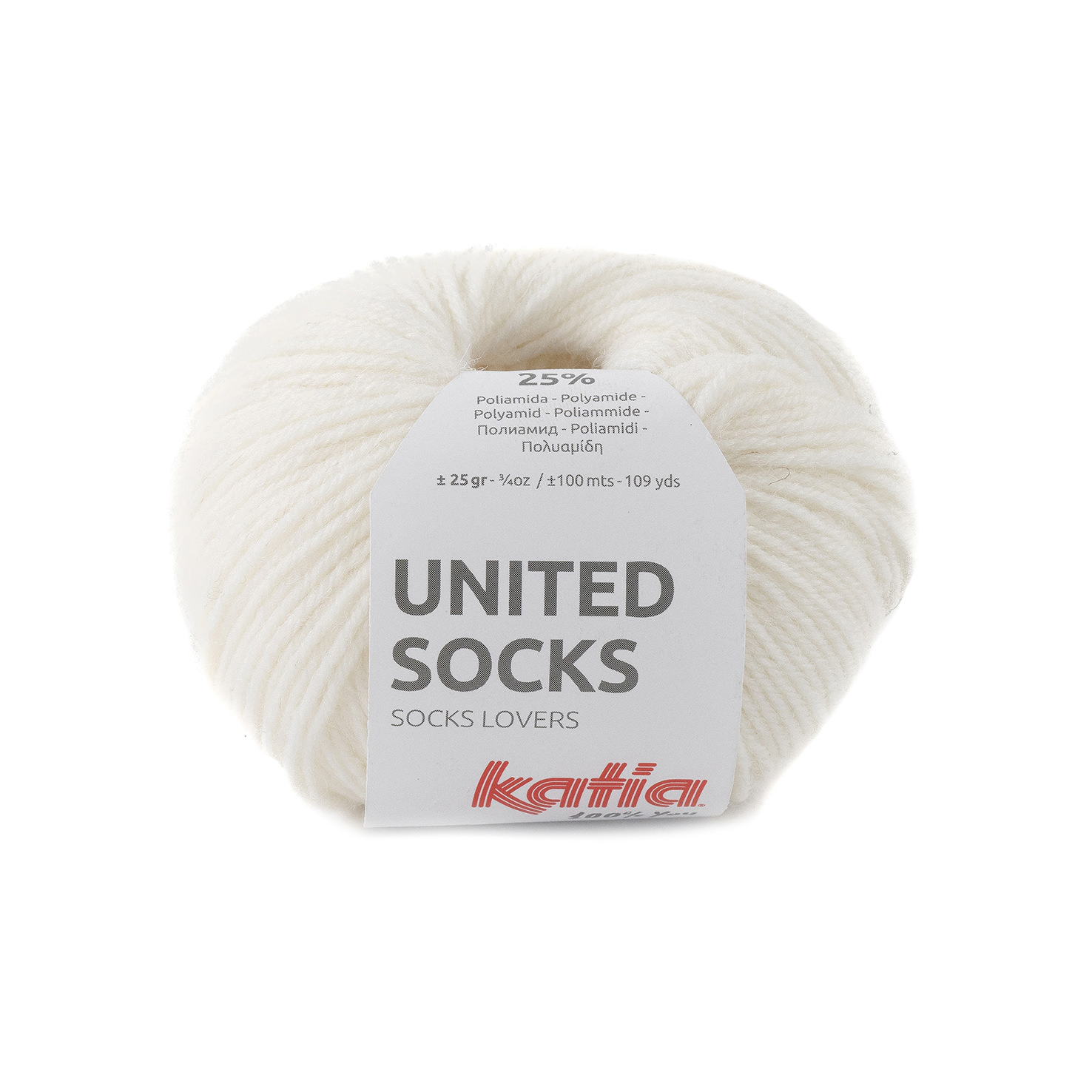 United Socks 05 Off-white