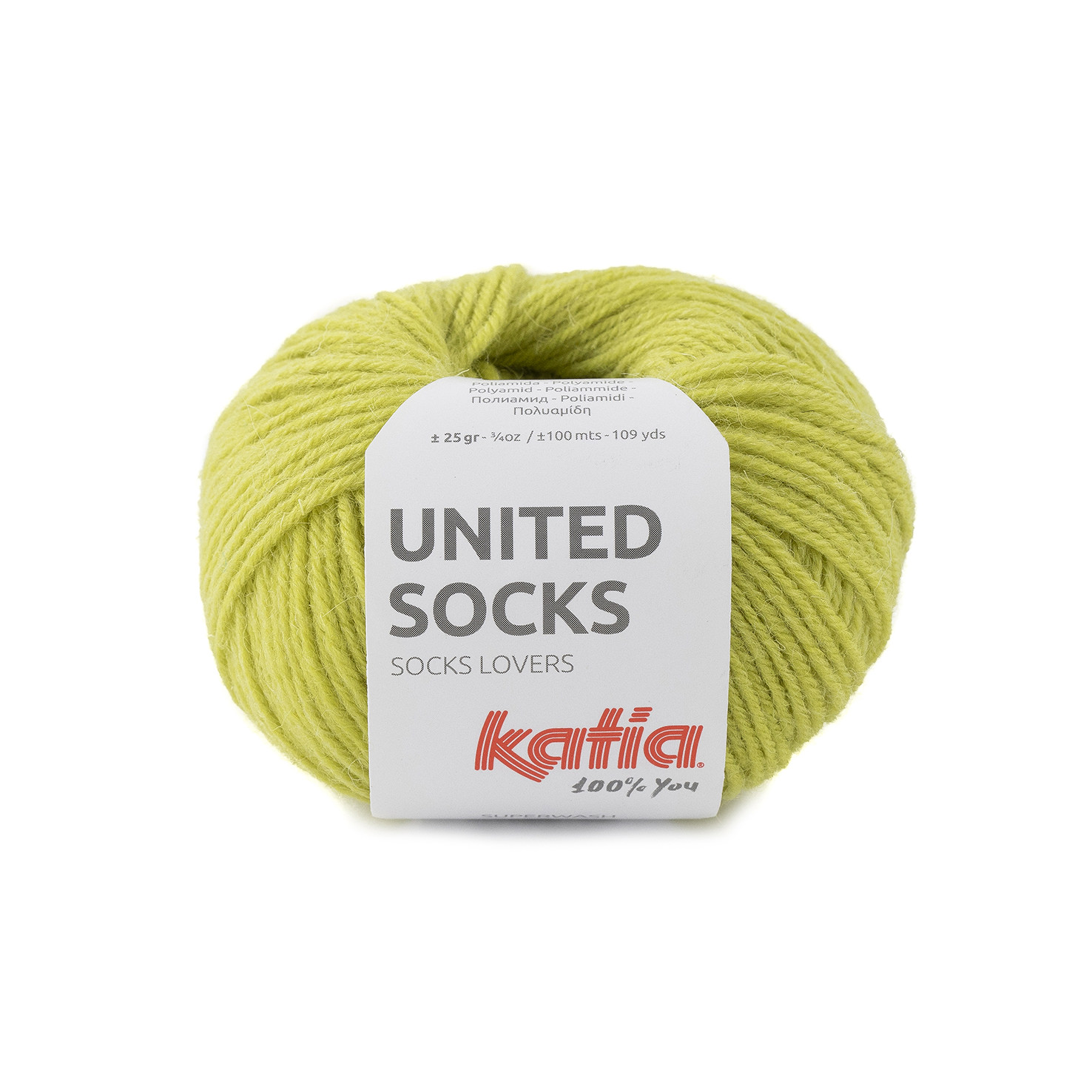 United Socks 20 Pistachio