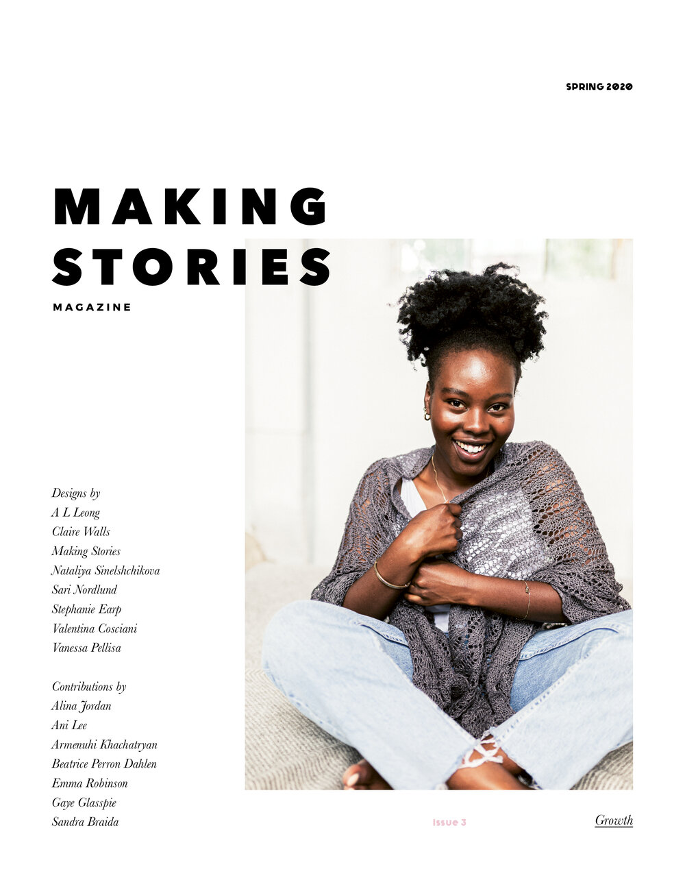 Making Stories Issue 3 Growth