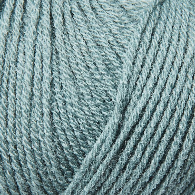 Merino Dusty Aqua