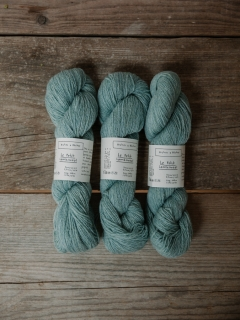 Le Petite Lambswool Turquoise