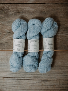 Le Petite Lambswool Very Light Blue