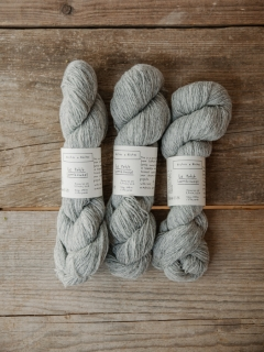 Le Petite Lambswool Light Grey