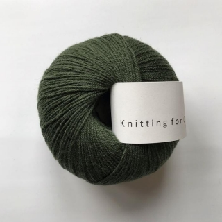 Merino Bottle Green