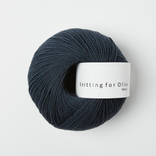 Merino Deep Petroleum Blue
