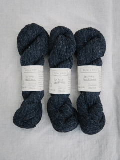 Le Petite Lambswool Very Dark Grey