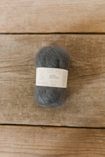 Le Petit Silk & Mohair Medium Grey
