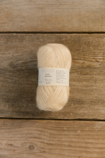 Le Gros Silk & Mohair Off White