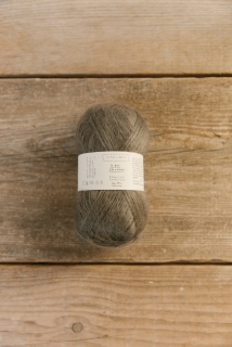 Le Gros Silk & Mohair Grey Brown
