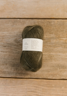 Le Gros Silk & Mohair Dark Gold