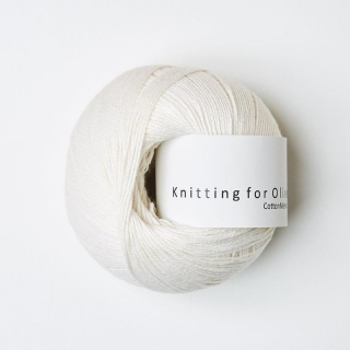 CottonMerino Natural White