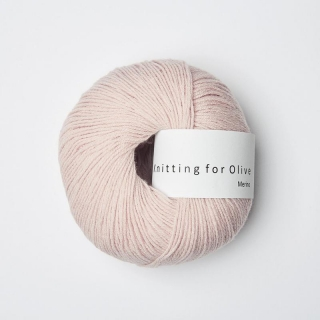 Merino Soft Rose