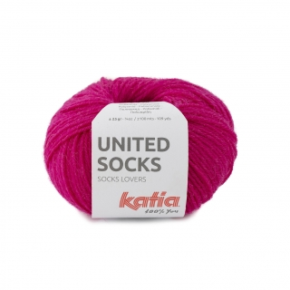 United Socks 15 Fuchsia