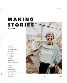 Making Stories Issue 1 Change