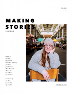 Making Stories Issue 4 Subverting the Norm