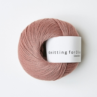CottonMerino Terracotta Rose