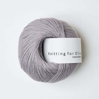 CottonMerino Purple Elephant